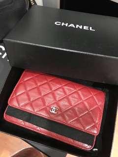 [RAYA PROMO‼️] 💯Authentic Chanel WOC