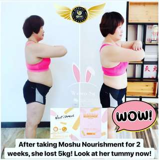 Wowo Moshu Nourishment