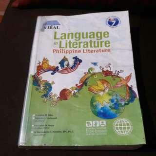 Gr. 7 Language in Literature
