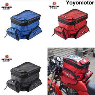 FREE DELIVERY SCOYCO TANK BAG(best selling for despatch rider)👍🏻👍🏻👍🏻