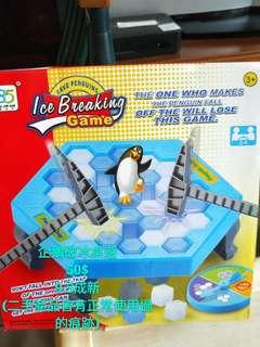 🚚 企鵝破冰