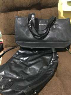 MK and Original Kooba Bag