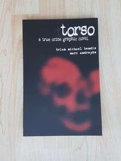 Image Comics Torso TPB  Brian Bendis First Print Near Mint Condition