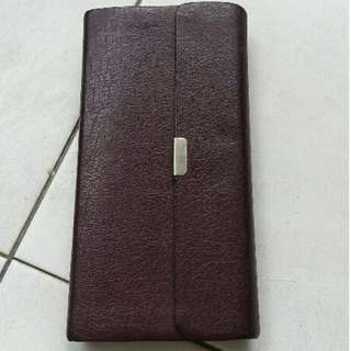 (Reserve) Pocket leather cover bible-New International Version (very light & small)