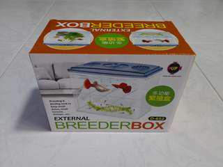 External breeder box
