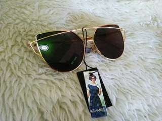 Kemamel KEO Cat Eye Sunglasses