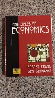 Principles of Economics University Text Robert Frank & Ben Bernanke