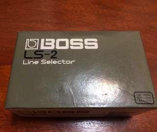 Boss LS2 Selector