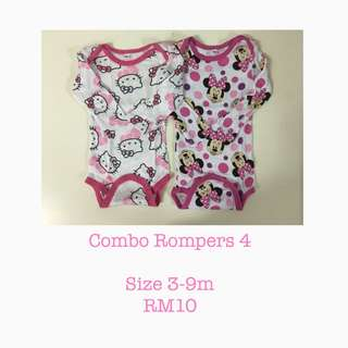 Rompers combo