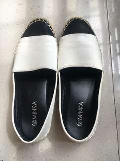 Espadrilles Local Shoes White