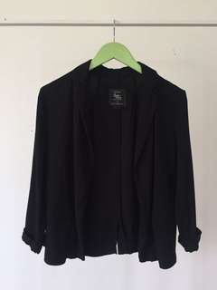 Cotton On Black Blazer