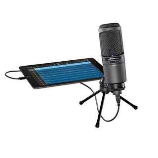 Audio- Technica Condenser Microphone!!
