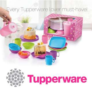Tupperware Kids Collection Limited Edition