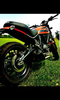 Ducati Sixty2 Class 2A motorcycle