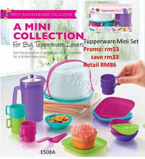 Tupperware Kids Collection