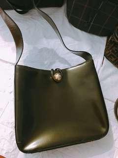 Celine vintage shoulder bag