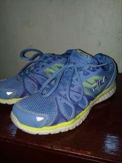 FILA rubber shoes