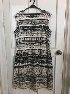 Debenhams Aztec Print Dress 3XL