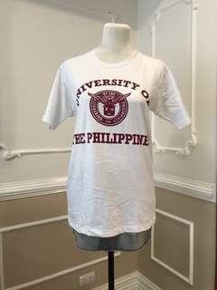 UP White Shirt Size S