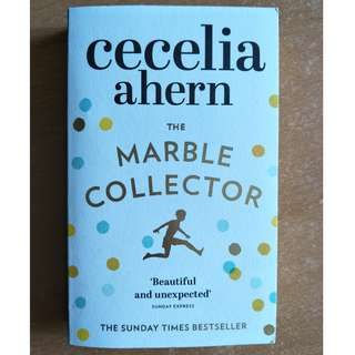 """The Marble Collector"" by Cecelia Ahern"