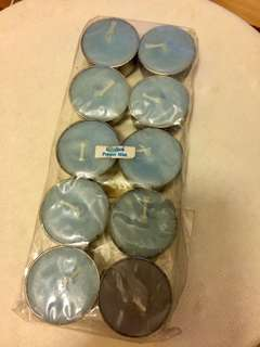 New Thai buy candles 10pcs peppermint
