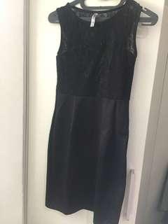 Gloria Jeans Black Dress