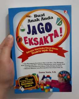 SP_PRELOVED : Jago Eksakta