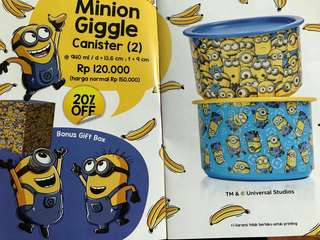 minion canister