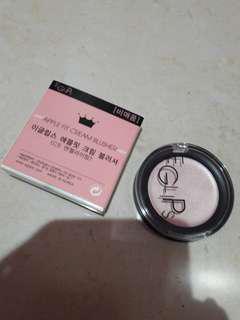 NEW EGLIPS Apple Fit Cream Blusher Angel Lighting C5