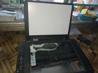 Take all laptop asus x541n dan printer pixma 410