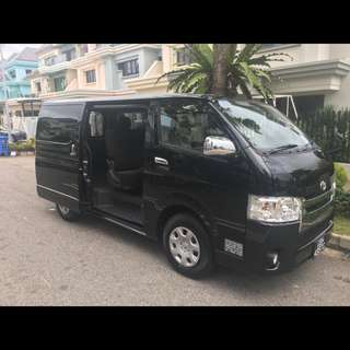Brand New Toyota Hiace , Nv350 , Nv200 & Cabstar ! READY STOCK!