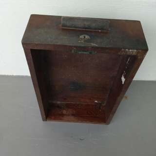 Small Wooden Drawer