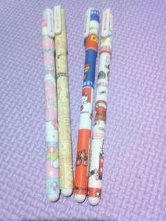 Hello kitty pens