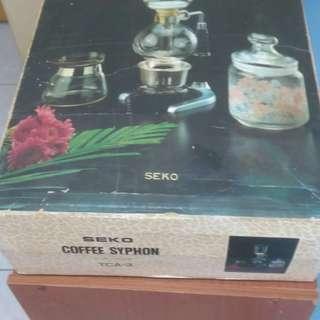 seko coffee syphon tca-3