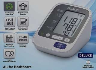 Automatic Omron Blood Pressure Monitor HEM 7130 L  (Authentic)