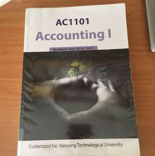 AC1101 Accounting 1
