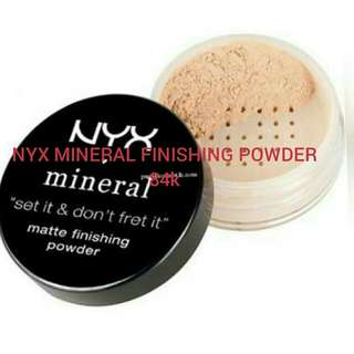 MAKE UP NYX ORIGINAL DISC 50%