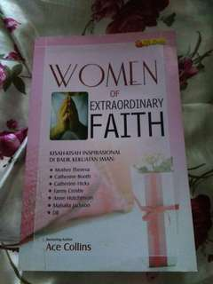 Woman of extraordinary faith