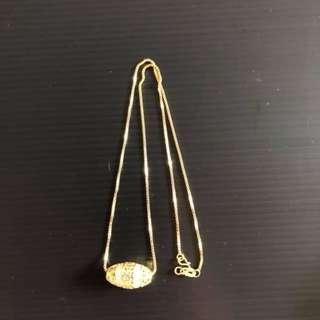 钛金路路通(18k Gold) @ $48 each.