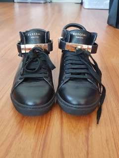 New Genuine Leather Buscemi REP Sneaker