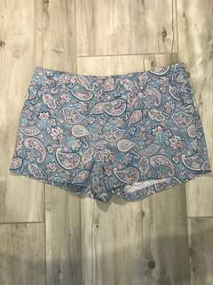 Cotton On Paisley Shorts