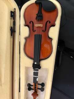 1/2 size Preloved Violin