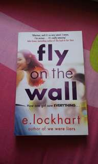 Fly on the Wall by E.Lockhart
