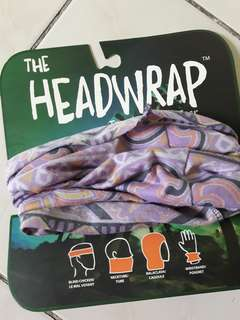 Multipurpose head wrap