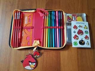 Angry Birds Stationery Set