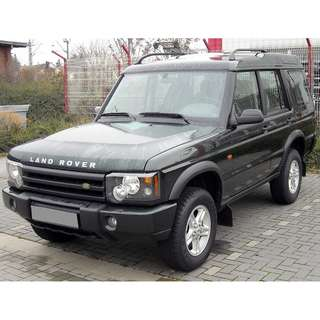 Land Rover Discovery Series 2 TD5 FRP Body parts