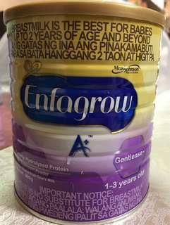 Enfagrow Gentlease (1-3) 900g