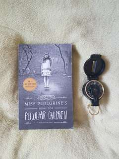 MISS PEREGRINES' HOME FOR PECULIAR CHILDREN by Ransom Riggs