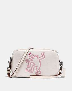 Coach X Keith Haring Crossbody Clutch