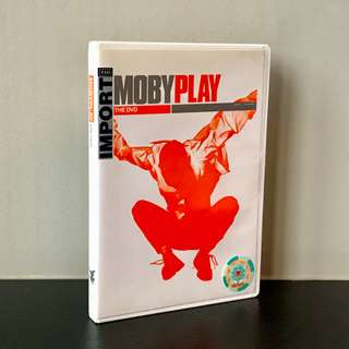 Moby - Play, The DVD (Special import 2 x DVD set)